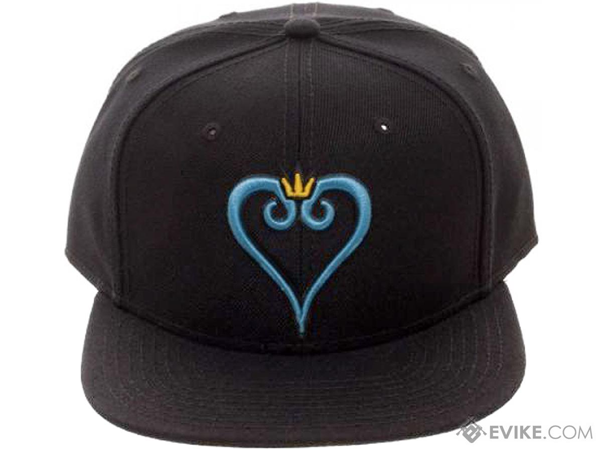 Kingdom Hearts Heart Embroidered Snapback by Bioworld