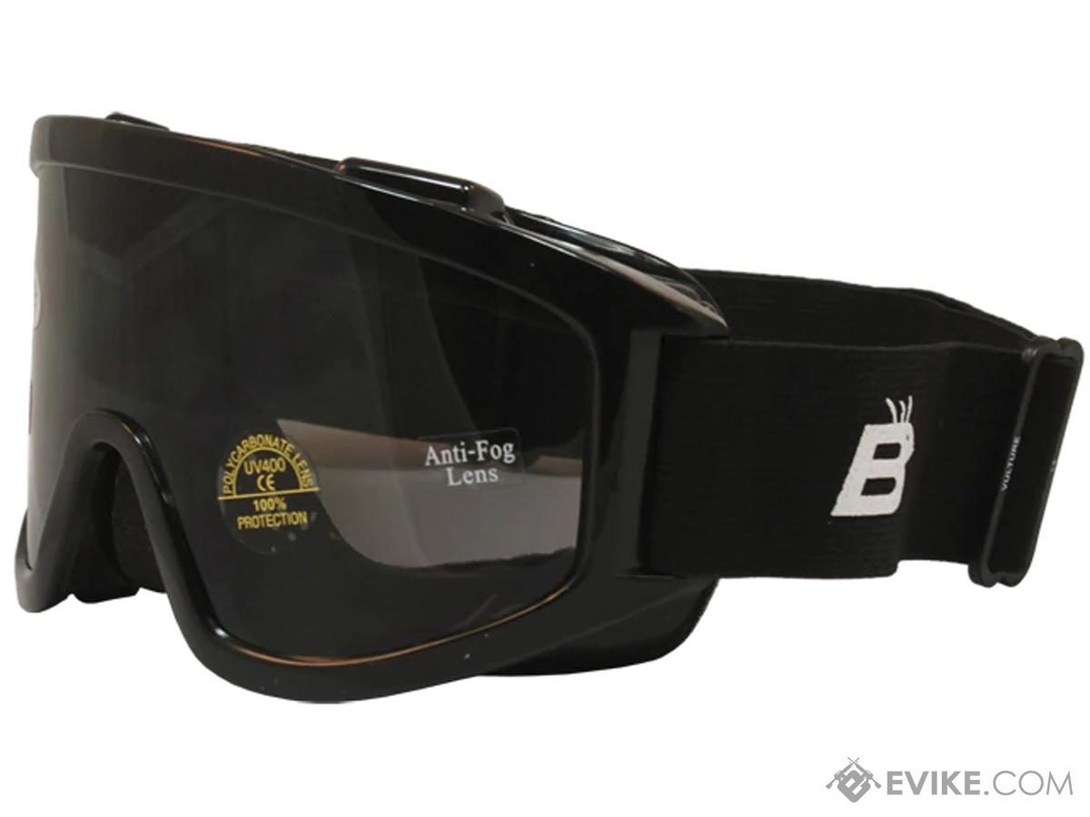 Birdz Eyewear Vulture ANSI Z87.1 Goggles (Color: Smoke)