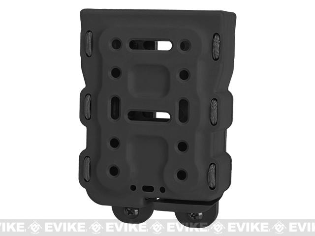 Battle Style Bite-MG M4/M16 Hardshell Magazine Pouch (Color: Black)