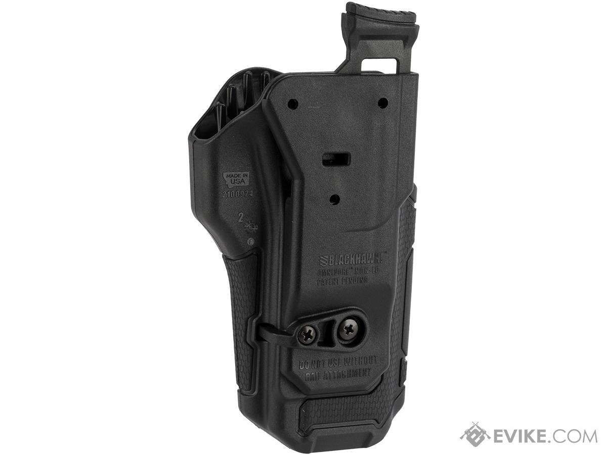 BLACKHAWK! Omnivore Multi-fit Pistol Holster (Hand: Left / Non-Light  Bearing)