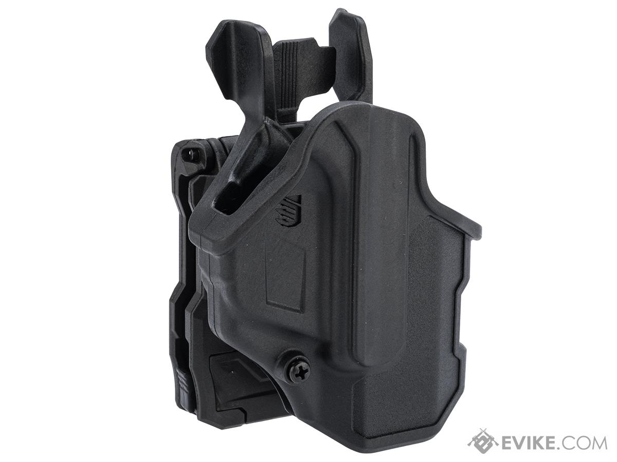 BLACKHAWK! T-Series Level 2 Compact Pistol Holster (Model: M&P Shield 9/40 / Right Hand)