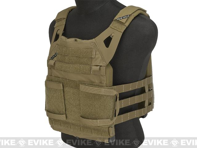 Crye Precision Jumpable Plate Carrier™ 2.0 (JPC) - Coyote (Size: Large)