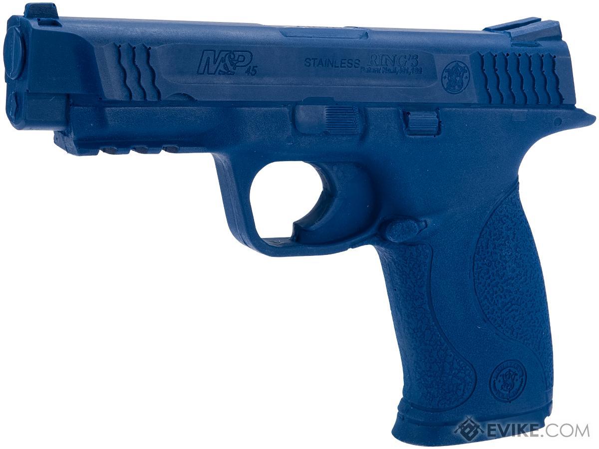 Rings Manufacturing Blue Guns Inert Polymer Training Pistol (Pistol: M&P 45 4.5)