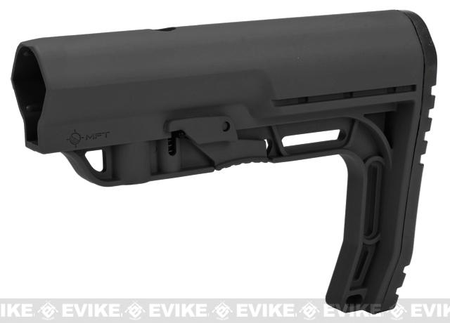 Mission First Tactical Battlelink Minimalist Stock for M4 Series AEG (Color: Black)