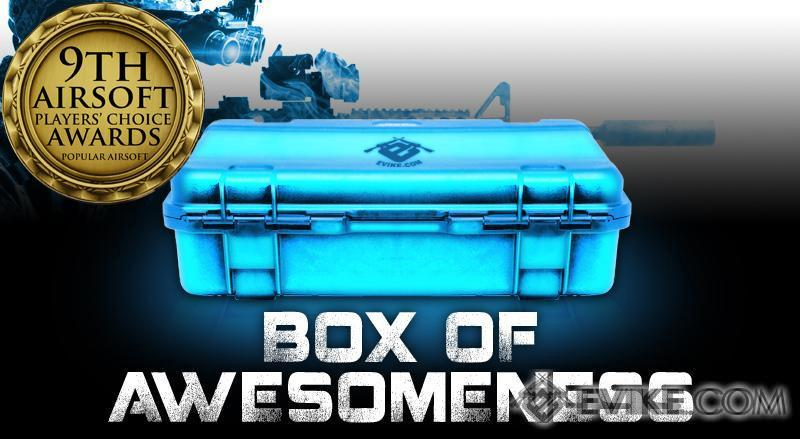 THE BOX OF AWESOMENESS - Flash Edition (2020: Shotshow Celebration)