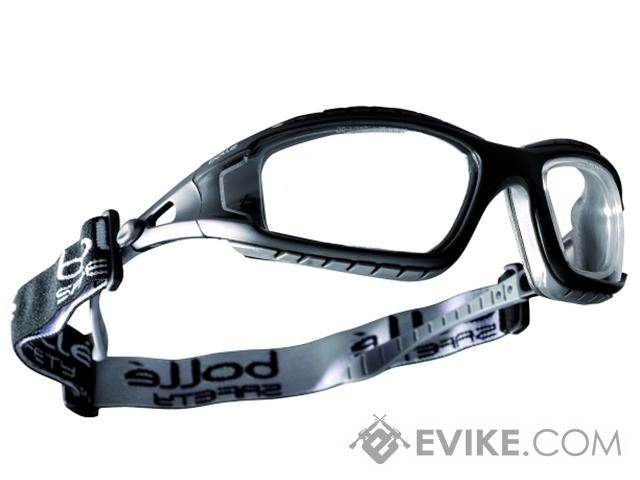 Bolle Safety TRACKER Safety Goggles (Color: Clear Lens)