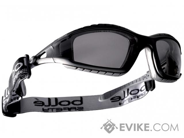 Bolle Safety TRACKER Safety Goggles (Color: Smoke Lens)