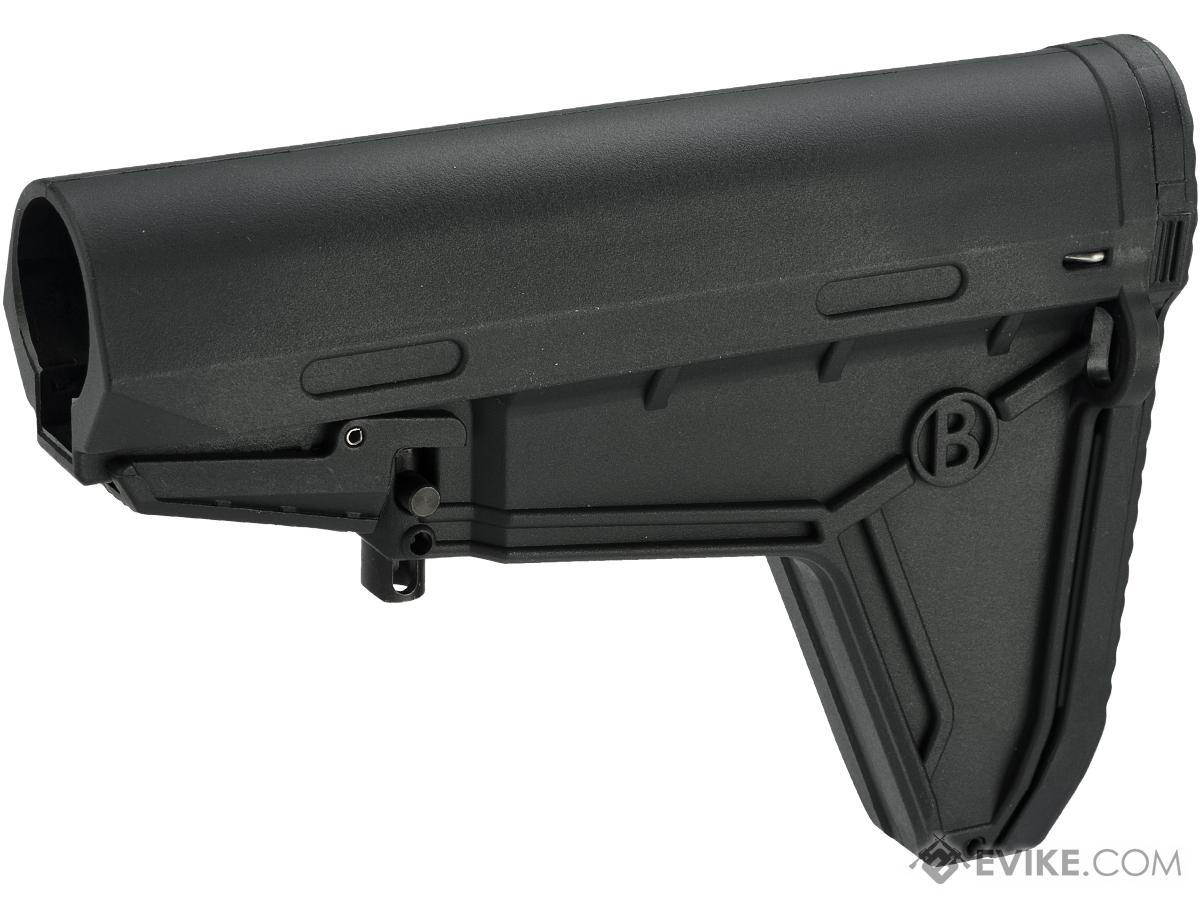 Bolt Airsoft BOE Delta Stock for M4 Style Airsoft AEGs (Color: Black)