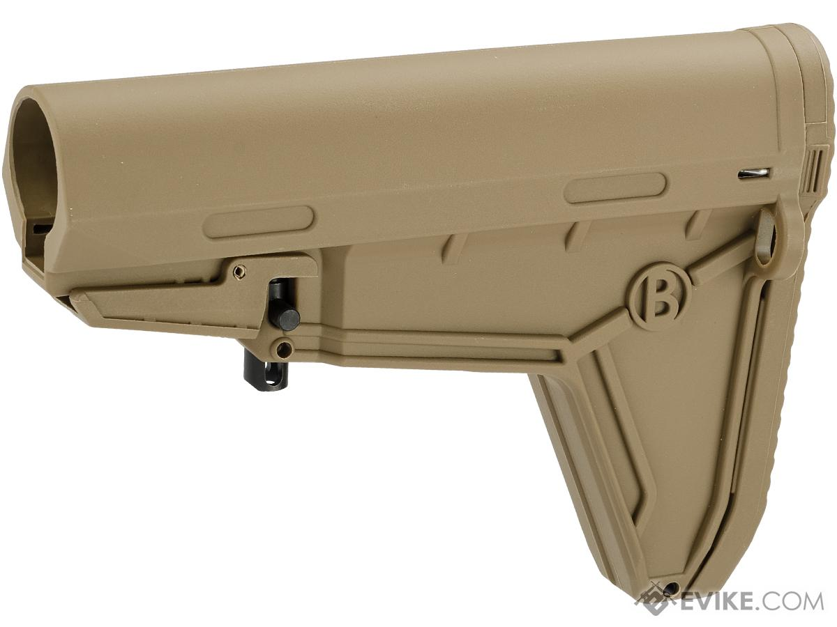 Bolt Airsoft BOE Delta Stock for M4 Style Airsoft AEGs (Color: Tan)