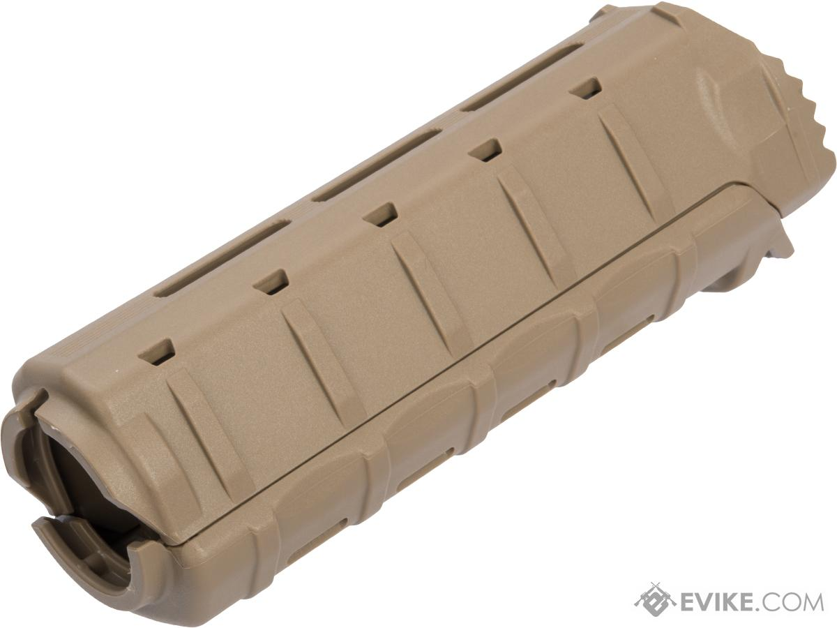 Bolt Airsoft Two Piece Polymer M4 / M16 Carbine Handguard (Color: Tan)