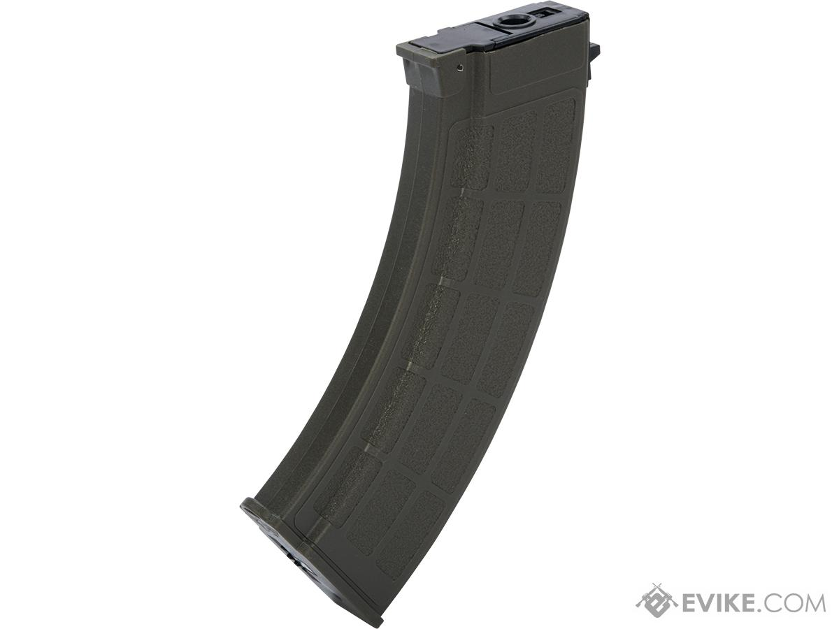 Bolt Airsoft BMAG AK 600 Round High Capacity AEG Magazine (Type: Polymer / OD Green)