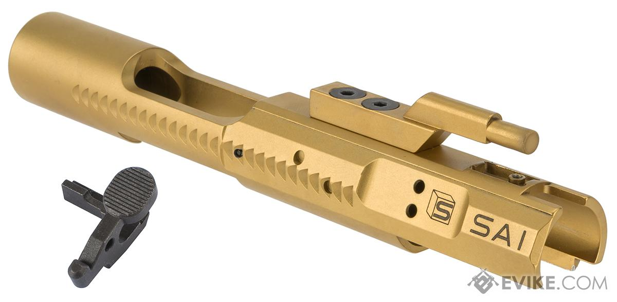 EMG SAI Licensed Steel Bolt Carrier for M4 Airsoft GBB Rifles by RA-Tech (Model: WE-Tech)