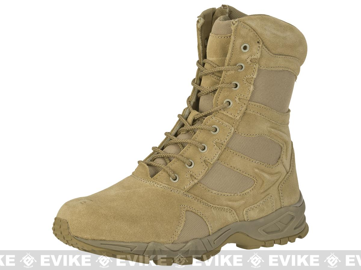 Rothco 5357 Desert Forced Entry Deployment Boot - Tan (Size: 12)