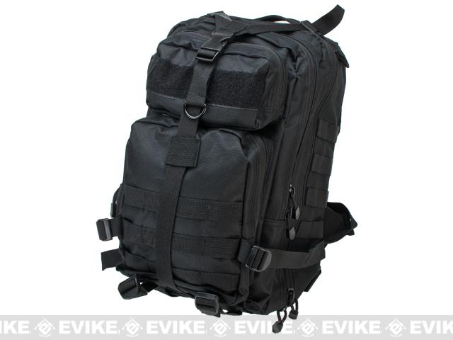 VISM Small Tactical Backpack - Black