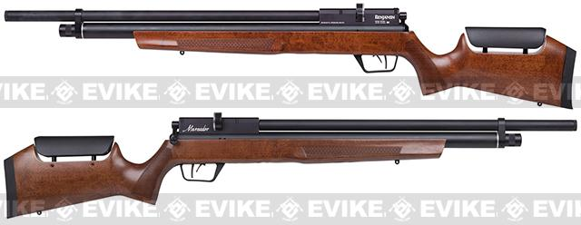Marauder PCP  25 Caliber Air Rifle with All Weather hardwood Stock ( 25 cal  AIRGUN NOT AIRSOFT)