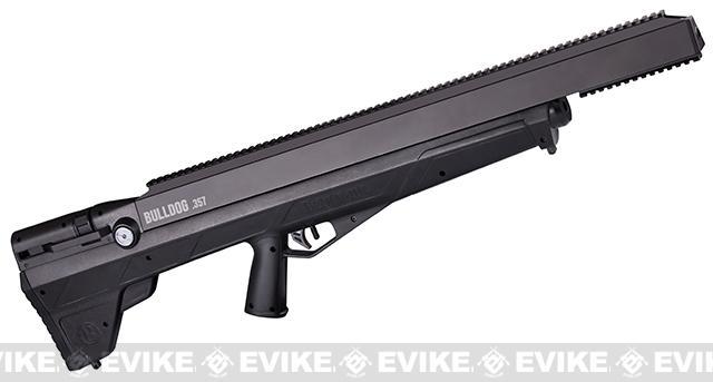 Crosman Bulldog .357 Caliber Bolt Action PCP Power Hunting Air Rifle - Synthetic Stock (.357 Caliber AIRGUN THIS IS NOT AN AIRSOFT GUN)