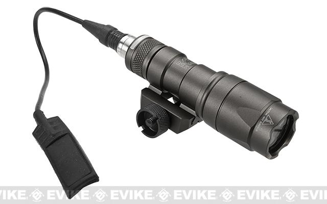 Bravo / Element Tactical CREE LED Scout Mini Weapon Light w/ Pressure Pad - Grey