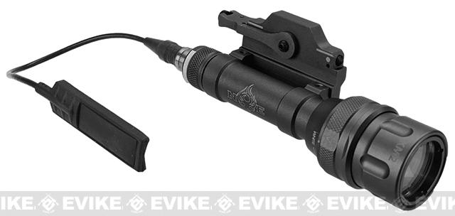 Bravo / Element Tactical CREE LED Scout V Weapon Light w/ Pressure Pad - Black