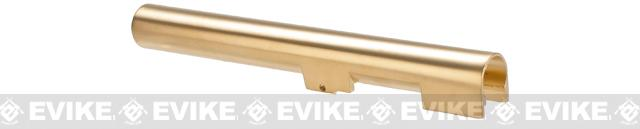 WE-Tech Metal Outer Barrel for M92 Series Airsoft GBB Pistols - Gold