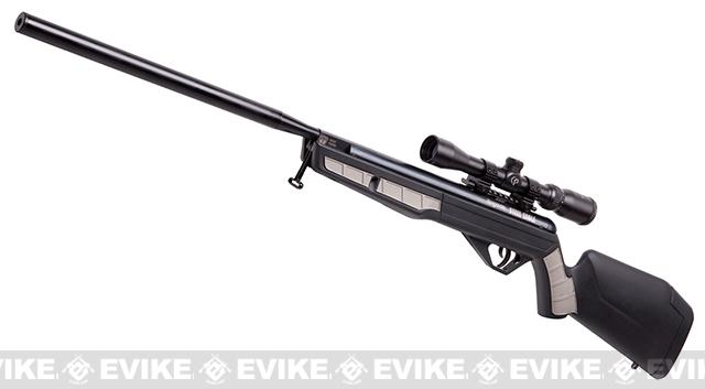 Crosman Jim Shockey Steel Eagle Hunting Air Rifle with 4x32 Scope (.22 Cal AIRGUN NOT AIRSOFT)