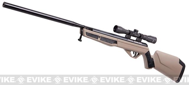 Crosman Eva Shockey Golden Eagle Hunting Air Rifle with 4x32 Scope