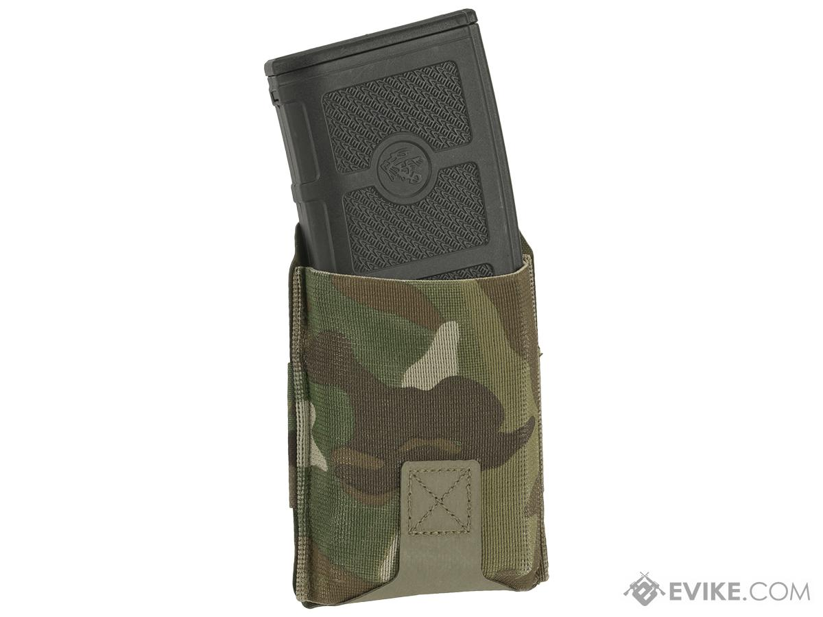 Blue Force Gear Belt-Mounted Ten-Speed®  High Rise M4 Magazine Pouch - Multicam