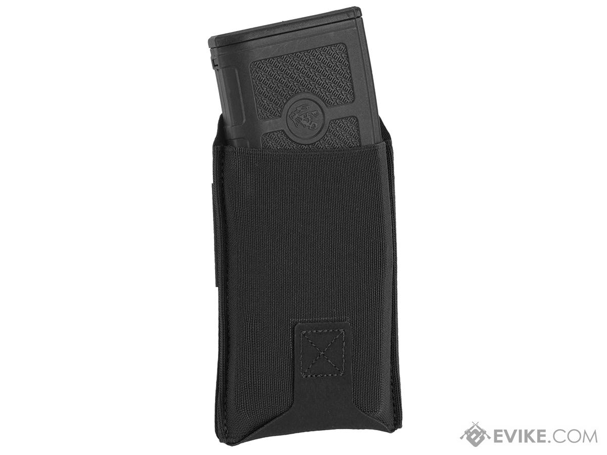 Blue Force Gear Belt-Mounted Ten-Speed®  Low Rise M4 Magazine Pouch - Black