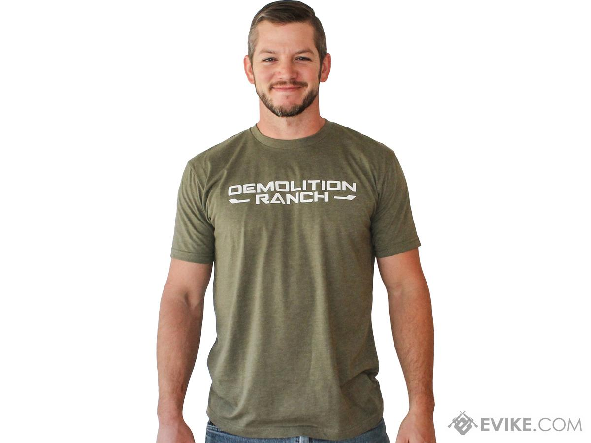 Bunker Branding Co. Demolition Ranch Eagle of Freedom T Shirt (Size: Small)