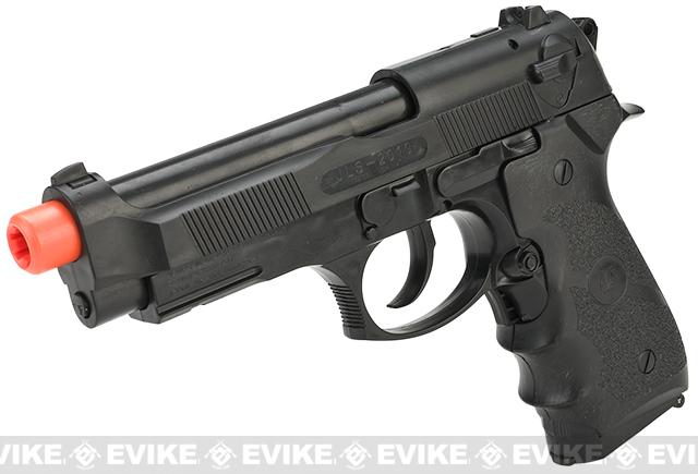 JLS 1:1 Scale M9 Airsoft Electric Blowback EBB Pistol