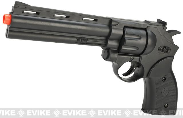 JLS 1:1 Scale Revolver Airsoft Electric Pistol