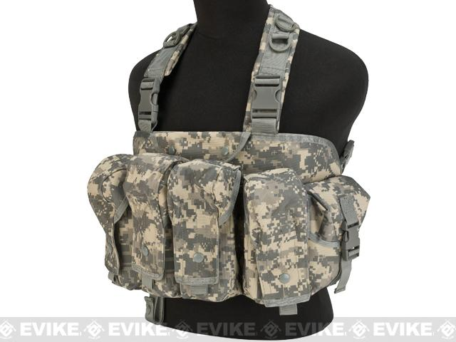 Lancer Tactical AK Chest Rig - ACU
