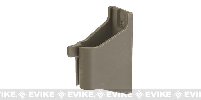 Command Arms CAA Airsoft RONI Mag Holder for P226 Airsoft Pistol Magazines - Dark Earth