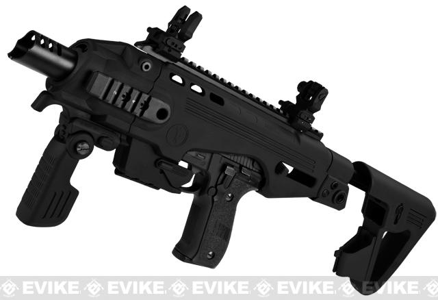 Pre-Order ETA February 2018 Completed Build CAA Airsoft Roni Carbine Airsoft GBB SMG Pistol (Build: 226 / Black)