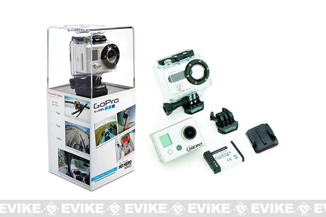 z GoPro HD HERO Naked Professional Wearable HD Camera