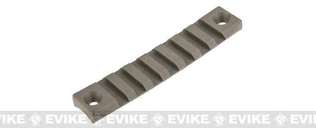 PTS Licensed Centurion Arms CMR Picatinny Rail Section (Long) - Dark Earth