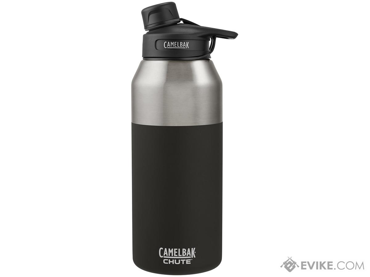 CamelBak® Chute™ Vacuum Insulated Stainless 40oz (Color: Jet)