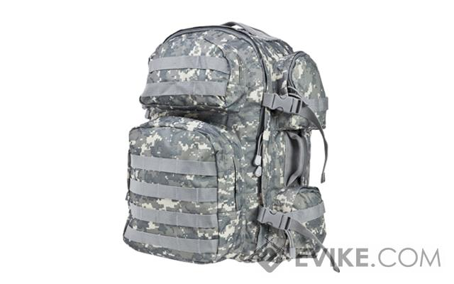 NcSTAR Tactical Assault Pack / MOLLE Backpack (Color: ACU)