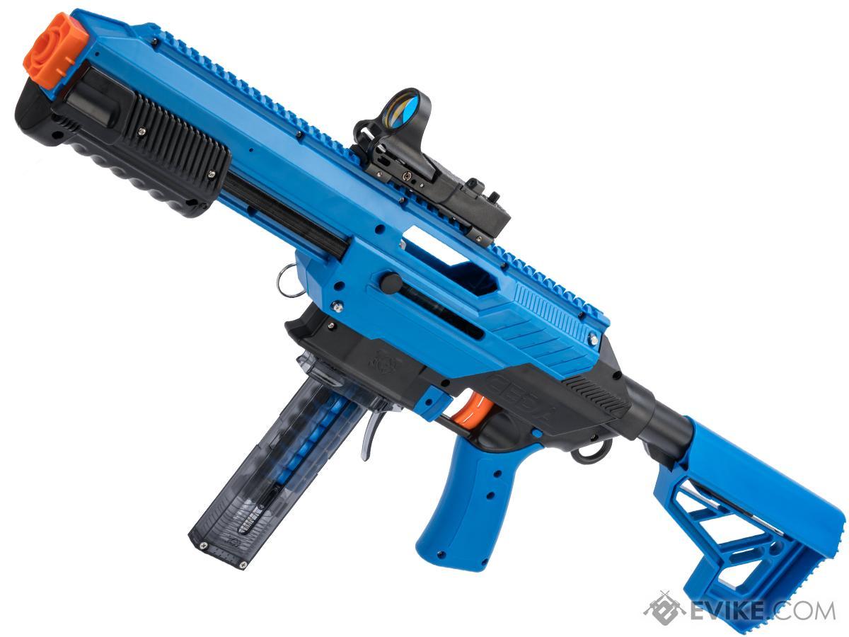 Jet Blaster CEDA Foam Blaster Dart Gun (Model: Model S / Blue)