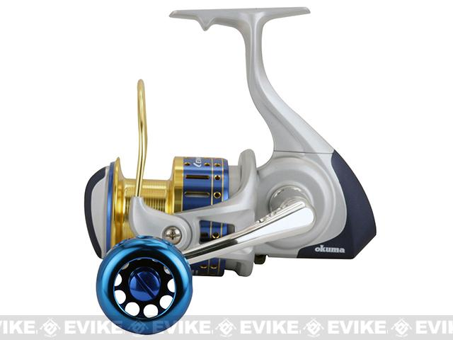 Okuma Fishing Cedros Spinning High Speed Reel (Model: CJ-55S)