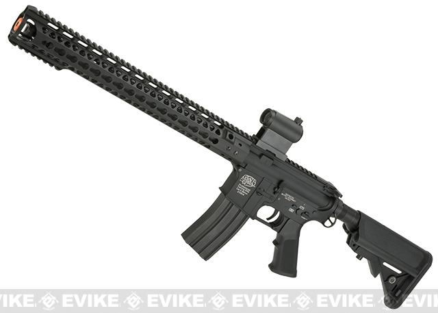 G&P Bottle Opener 16.2 KeyMod Custom M4 Airsoft AEG (Package: Add Battery + Charger)