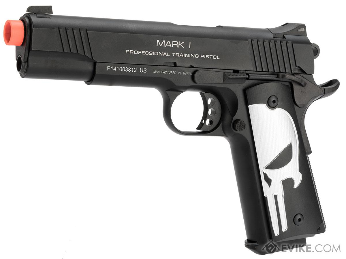 Evike.com KWA M1911 Hangman Custom Gas Blowback Airsoft Pistol (Model: MKI)