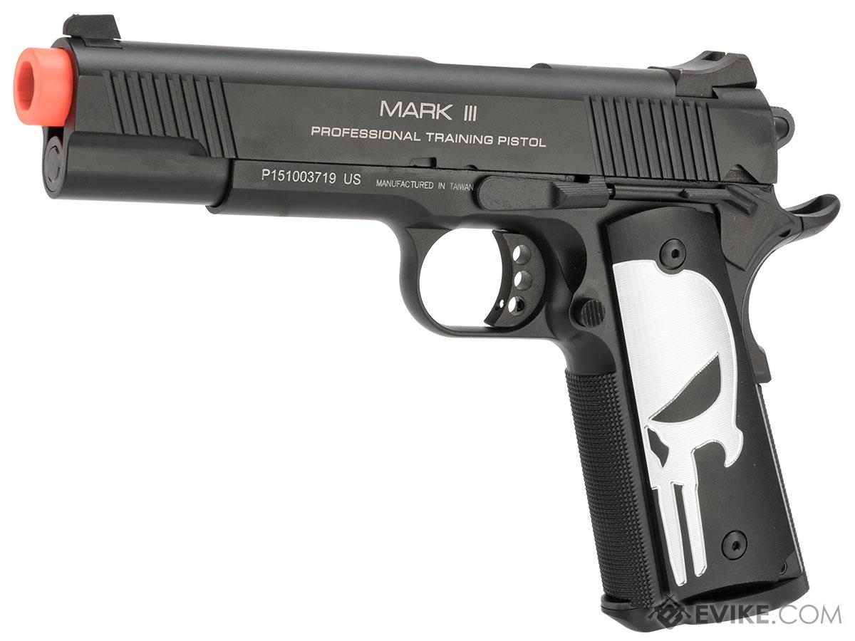 Evike.com KWA M1911 Hangman Custom Gas Blowback Airsoft Pistol (Model: MKIII)