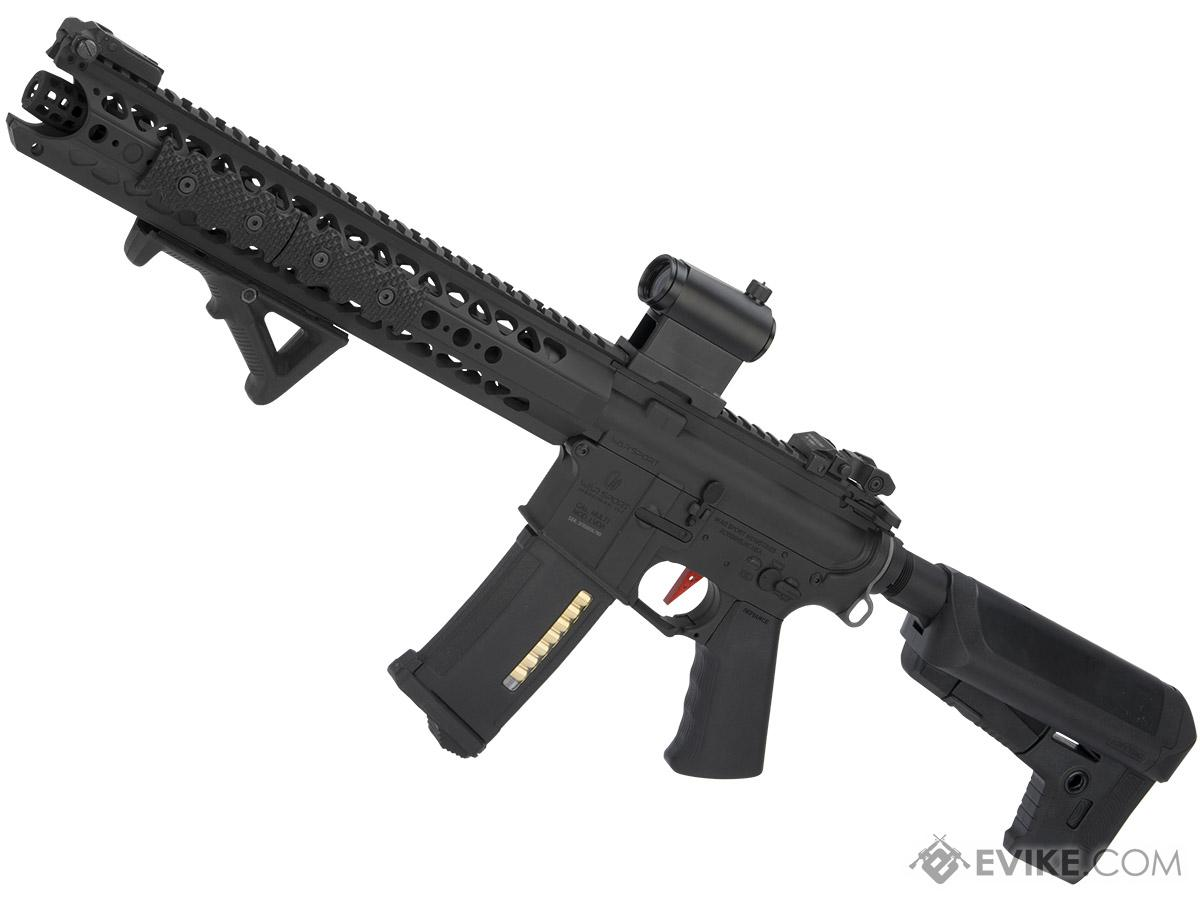 Umbrella Armory Krytac LVOA (Color: Black / 350 FPS 40 RPS / CQBR w/ 2xBattery)