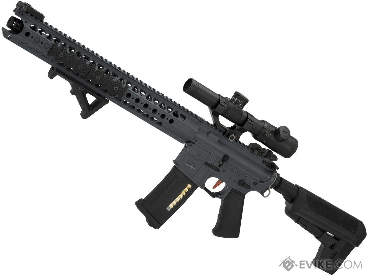 Umbrella Armory Krytac LVOA (Color: Wolf Grey / 500 FPS 20 RPS / DMR / Semi Only w/o Battery)