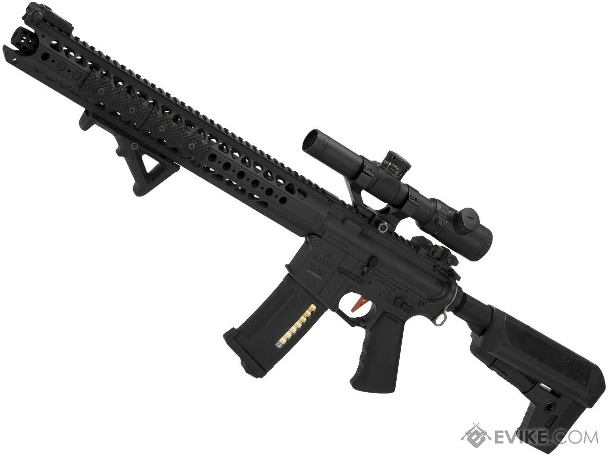 Umbrella Armory Krytac LVOA (Color: Black / 500 FPS 20 RPS / DMR / Semi Only w/o Battery)