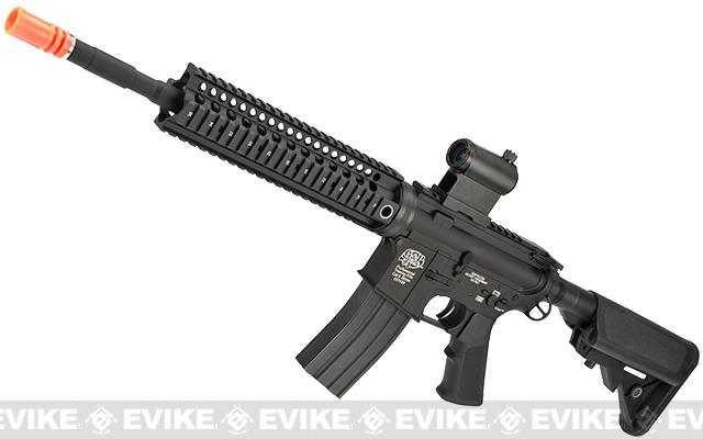 Pre-Order ETA February 2018 Evike Class I Custom G&P M4 Stealth Series Airsoft AEG Rifle - 10 (Package: Rifle)