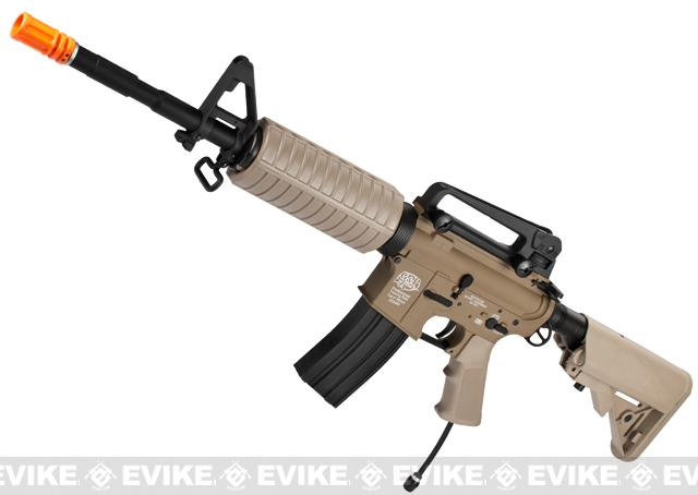 Pre-Order ETA April 2020 Evike Custom Class II G&P / PolarStar M4 Carbine Electro-Pneumatic Airsoft Rifle - Dark Earth