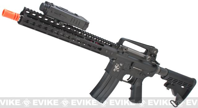 Evike Class I Custom WE-Tech Full Metal M4 Carbine Airsoft AEG Rifle - Noveske 13.5 Keymod