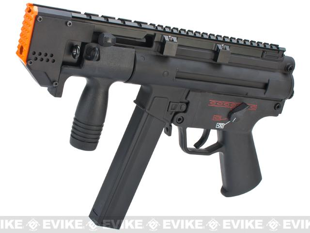 6mmProShop Custom Airsoft AEG Sub-Machine Gun (Model: Swordfish-K)
