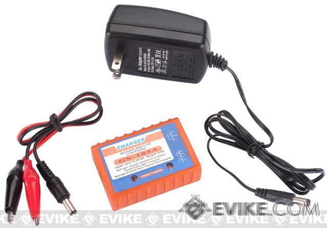Matrix Lipoly Battery Smart Charger + BMS Unit (Standard / Universal Type)